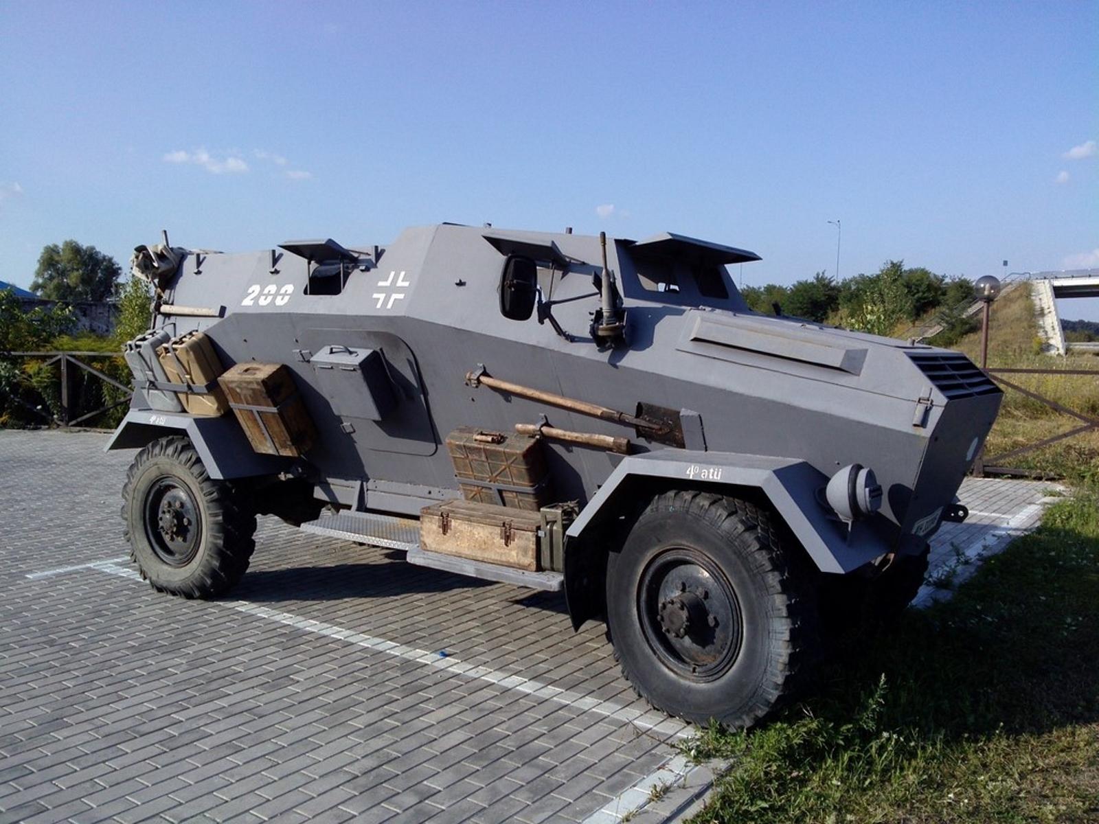 Sd.De l'automobile.247 Ausf.B