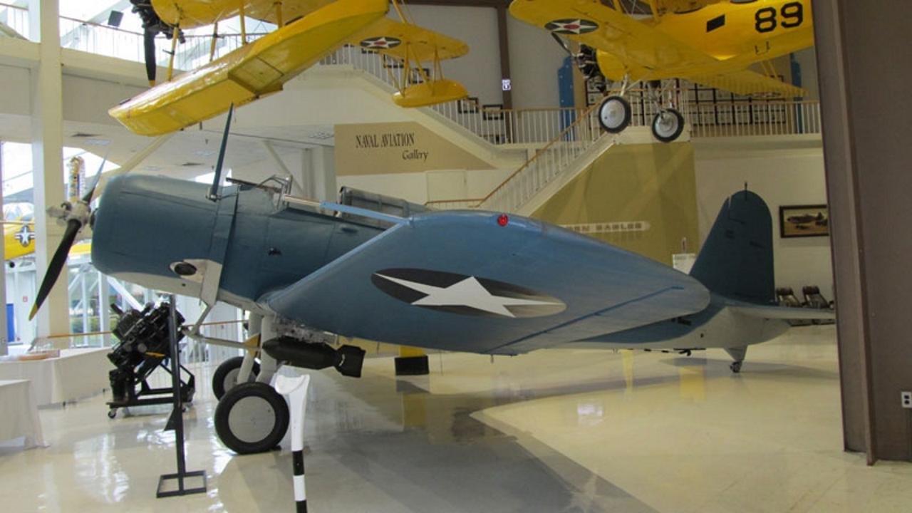 Vought SB2U-2 Vindicador
