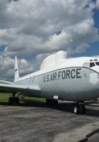 A Boeing NC-135 -
