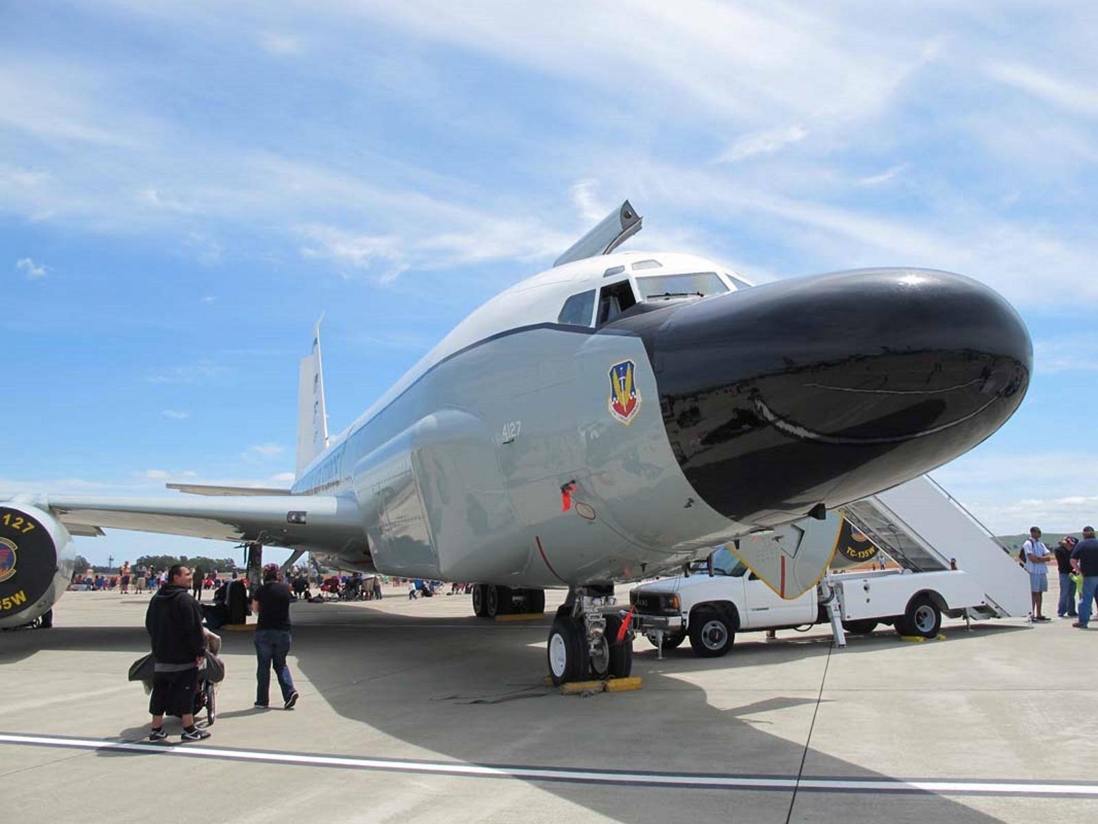 Boeing TC-135W Klinke Felles Trener