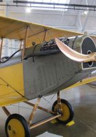 Curtiss JN-4D Jenny - Caminar