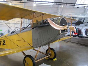 Curtiss JN-4D Jenny - Jalutada