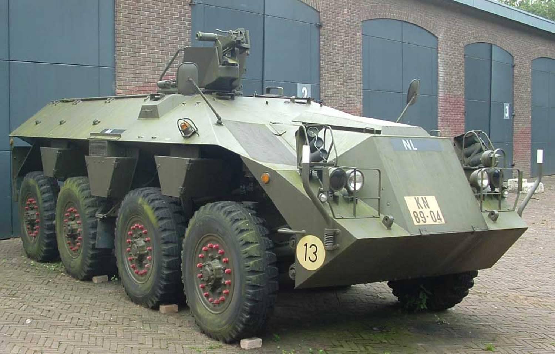 DAF YP 408