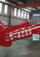 de Havilland DH.88 Comet - Walk Around