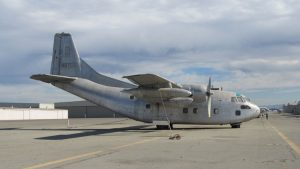 Fairchild C-123 Dostawca - Spacer