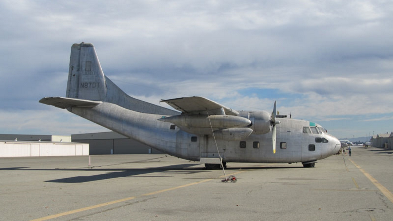 Fairchild C-123 Provider – Walk Around