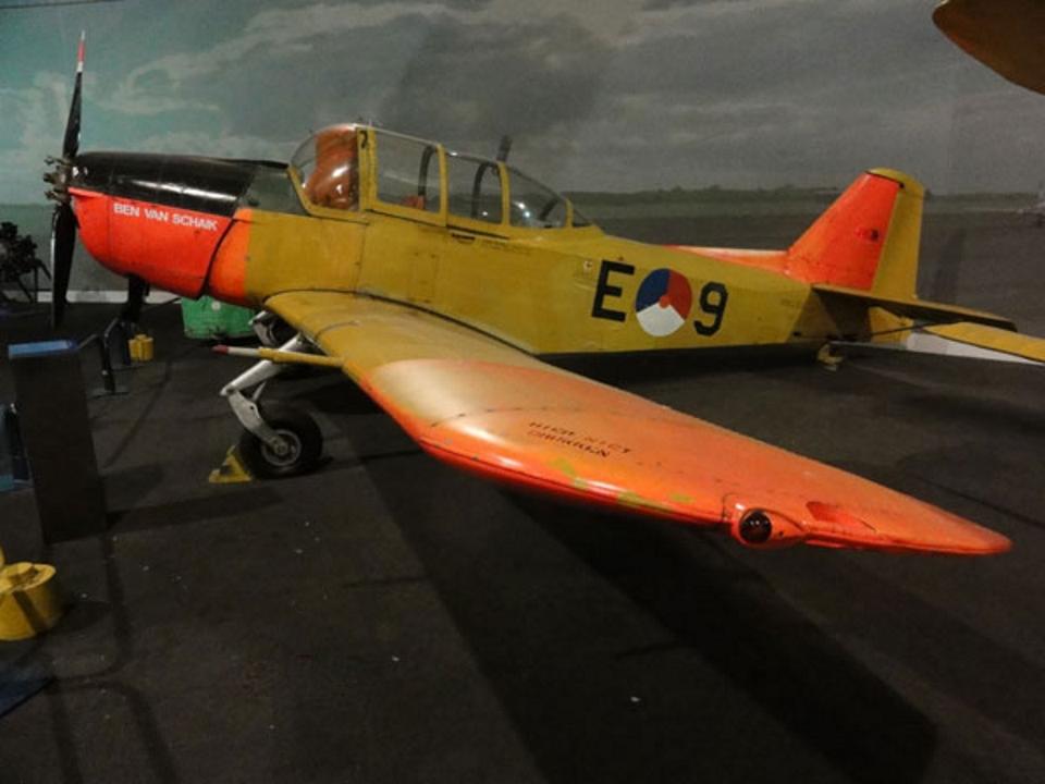 Fokker S-11 Εκπαιδευτή