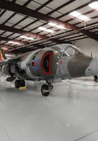 Hawker Siddeley Harrier - Promenade Autour