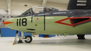 Hawker Sea Hawk - Camminare Intorno