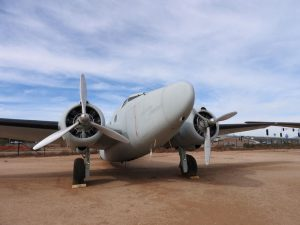 Lockheed Model 18 Lodestar - Walk Around