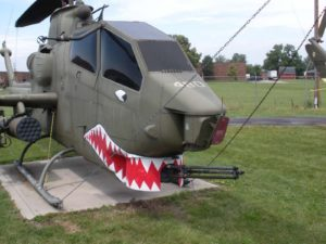 Bell AH-1 Cobra - Walk Around