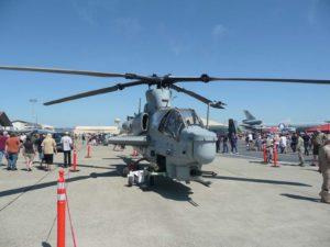 Bell AH-1Z Viper - Kävellä