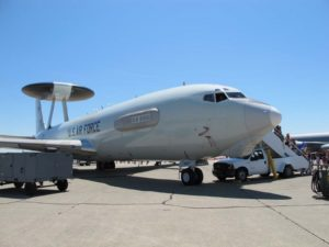Boeing E-3 Сентри - Spacer