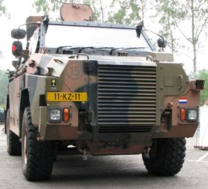 Bushmaster Protected Mobility Vehicle - Walk Around