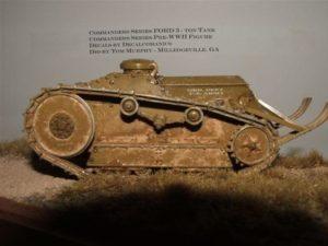 Модела Команданта - 1-016
