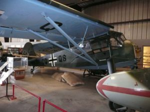 Fieseler Fi 156 - Walk Around