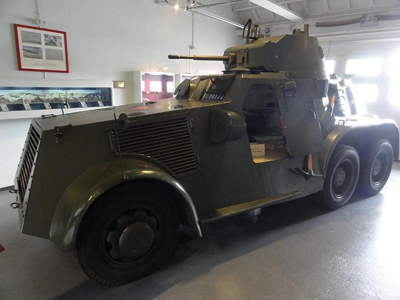兰德斯维克 M38