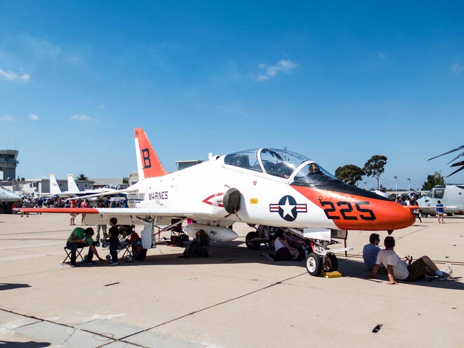 McDonnell Douglas T-45C Goshawk