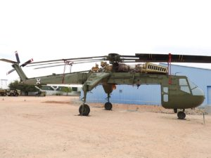 Sikorsky CH-54 Tarhe - Walk Around