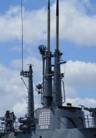 USS Bowfin SS-287 - Walk Around