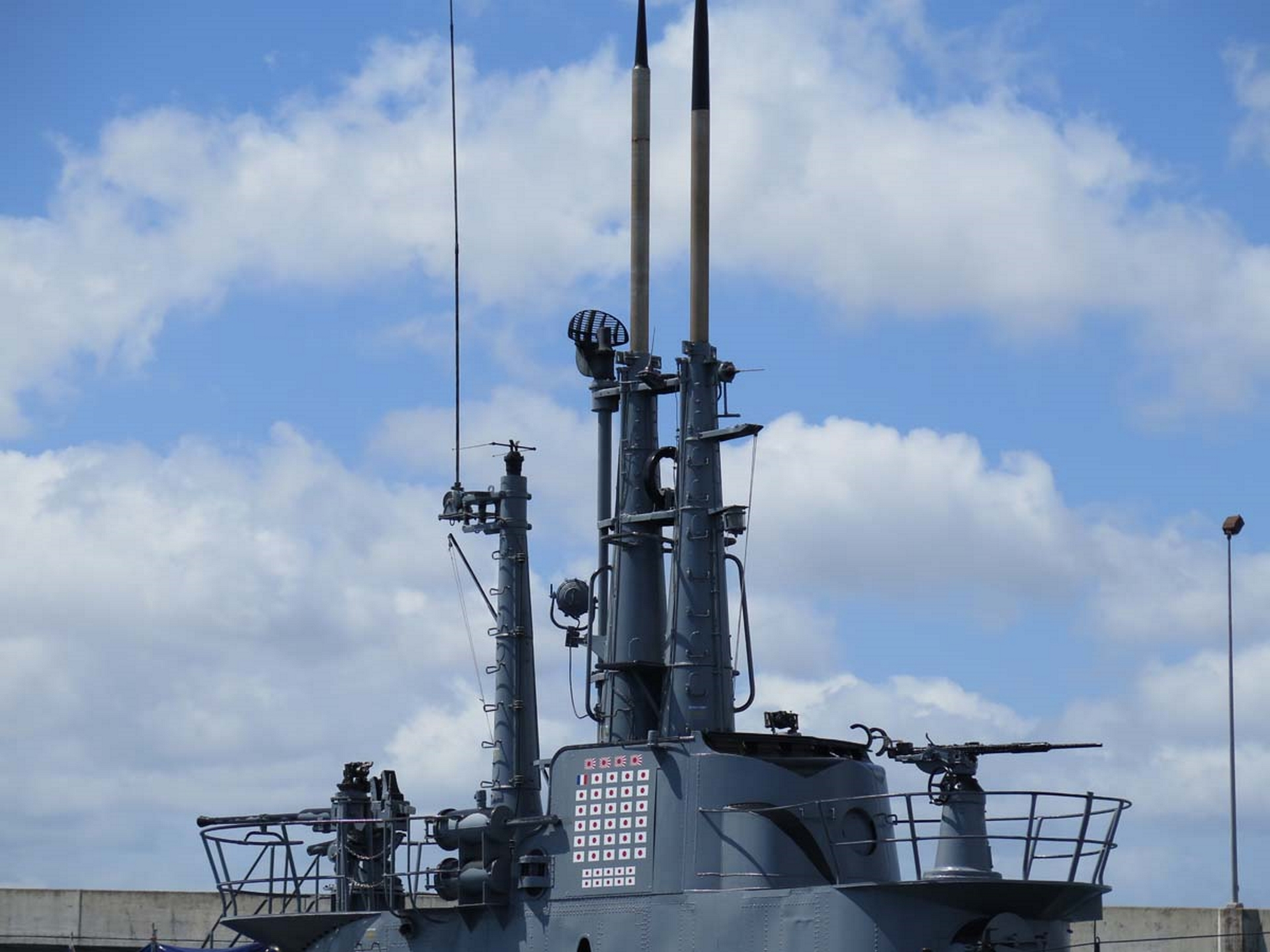 USS Bowfin SS-287