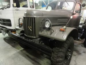 ZIL-157 - Walk Around