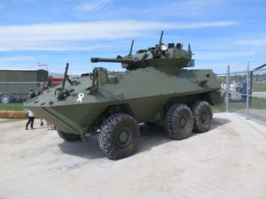 Armoured Vehicle General Purpose - Walk Around