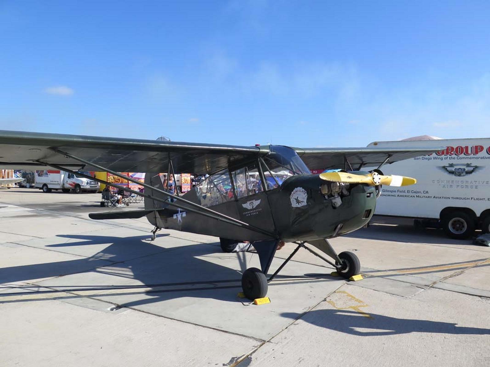Aeronca L-3B Grasshoper