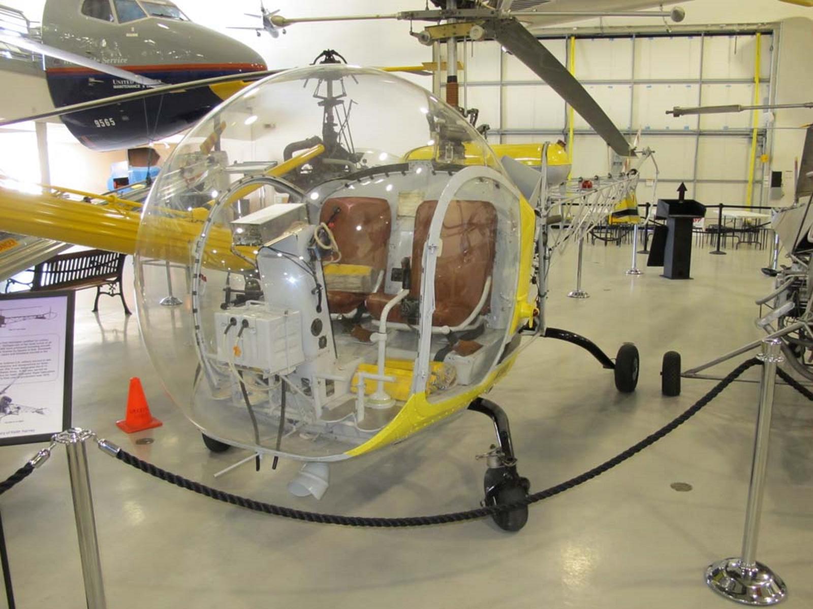 Bell 47D
