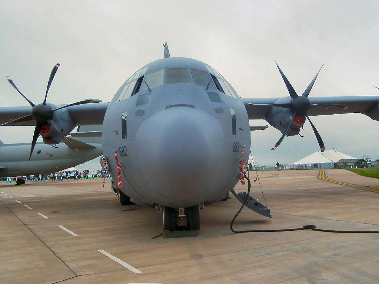 """C-130J """"Hercules"""""""