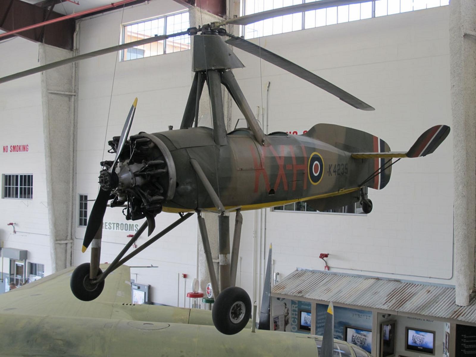 Cierva C. 30-A Autogyro