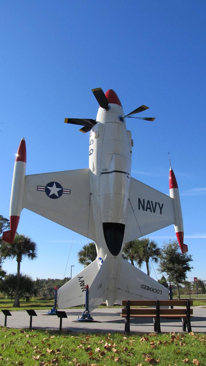 Lockheed XFV-Lachs