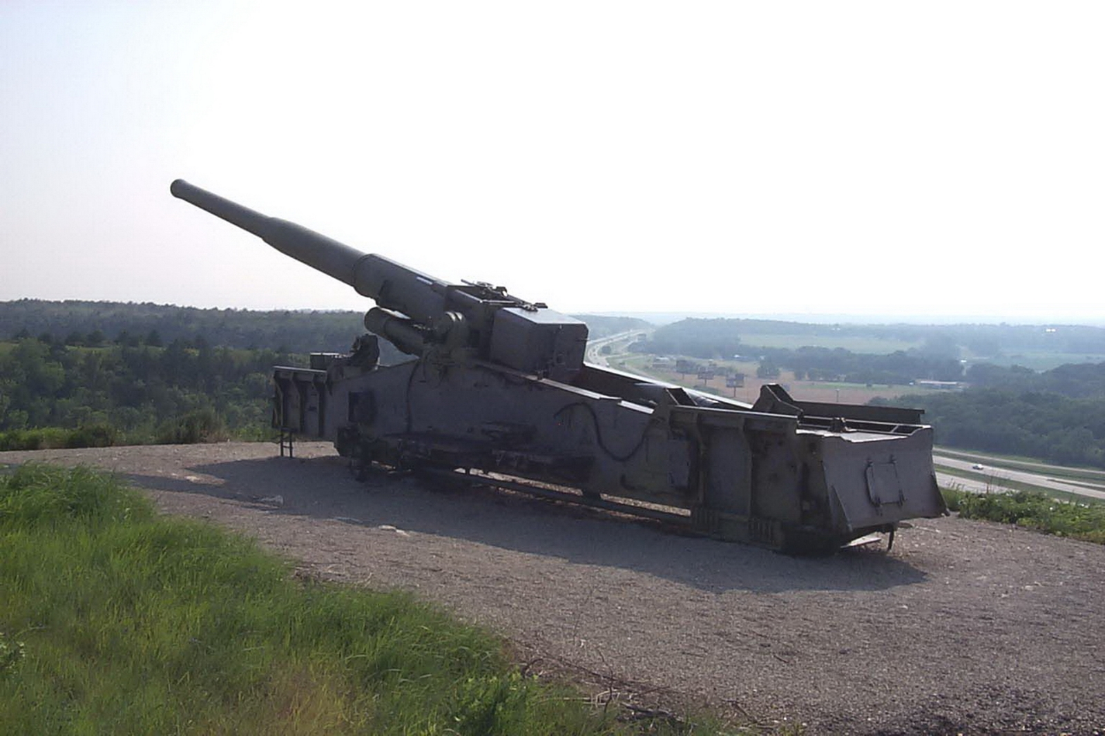 M65 280 mm Atomic Cannon