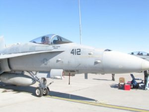 McDonnell Douglas F/A-18 Hornet - Walk Around
