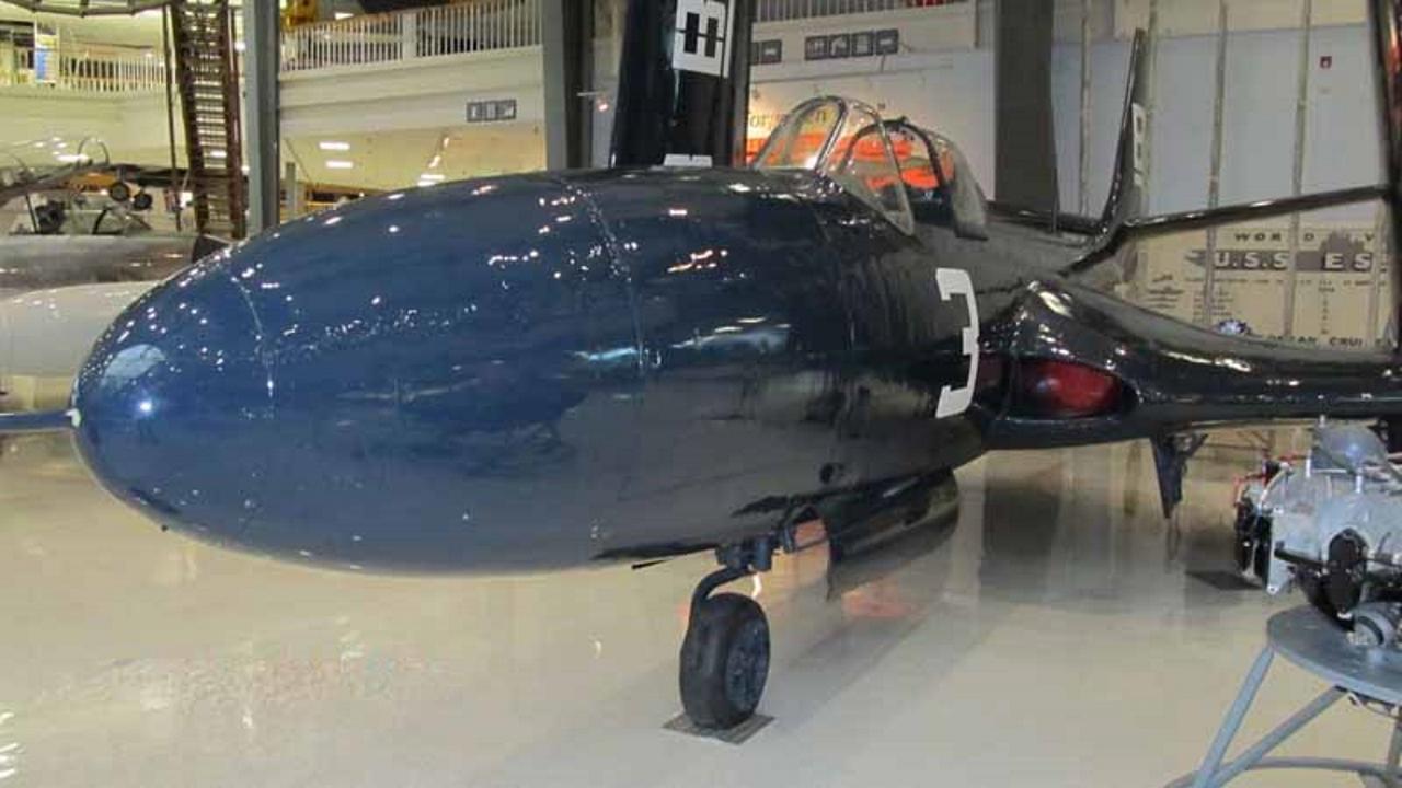 McDonnell Douglas FH-1 Phantom