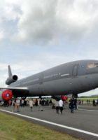 Макдонъл Дъглас заправщик KC-10, удължител - разходка около