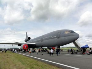 McDonnell Douglas KC-10 Extender - Walk Around