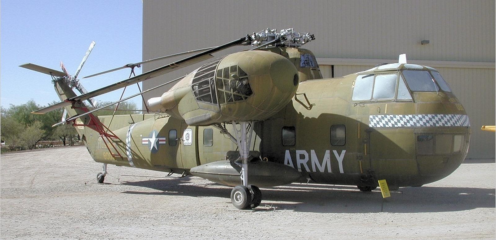 Sikorski H-37B Mojave