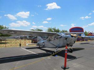 Στίνσον L-5 Sentinel - Με Τα Πόδια Γύρω Από
