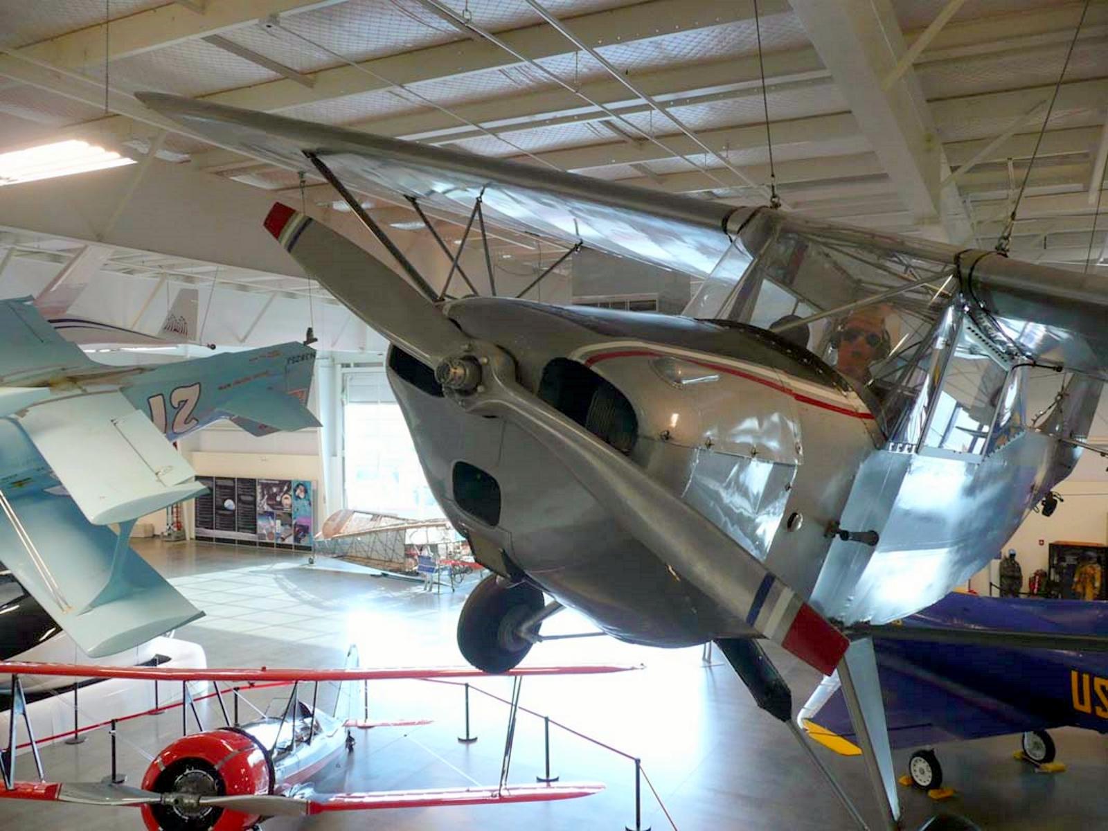 Taylorcraft L-2M Grasshoper