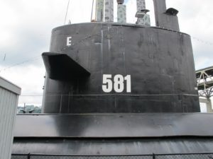 USS Blueback (SS-581) - Walk Around