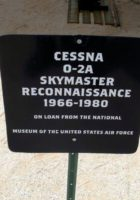 Cessna O-2A Skymaster - Walk Around