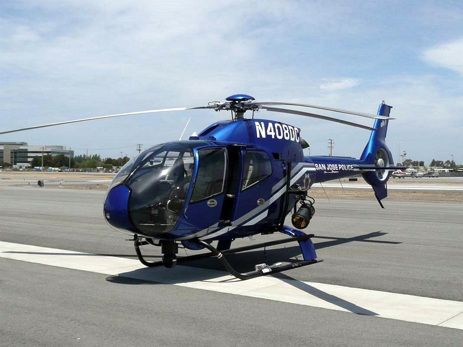 Śmigłowiec Eurocopter EC120B Colibri i