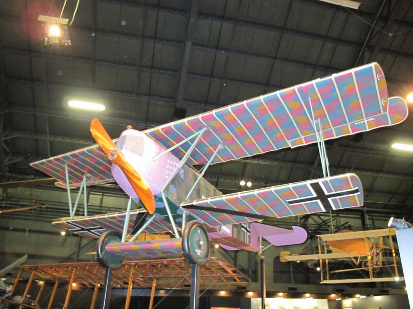 Fokker Ад VII