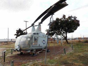 Kaman HH-43 Huskie - Caminhada em Torno