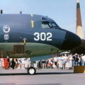 A Lockheed P-3C Orion