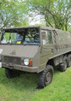 Pinzgauer High-Mobility All-Terrain Vehicle - Walk Around