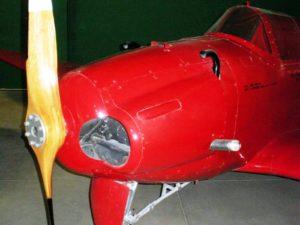 Culver PQ-14 Δόκιμος - με τα Πόδια Γύρω από