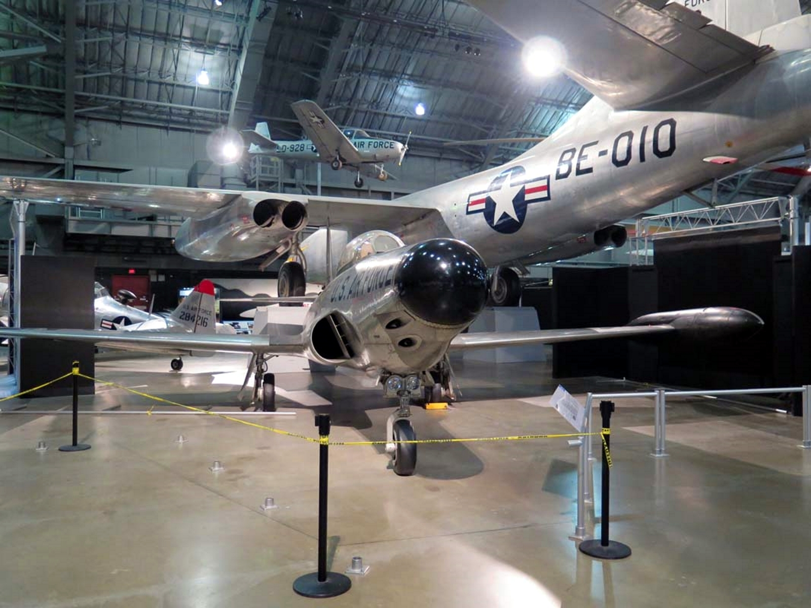 Lockheed F-94-A estrela de fogo