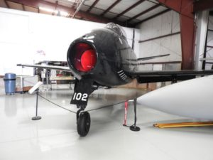 North American FJ-1 Fury - Walk Around